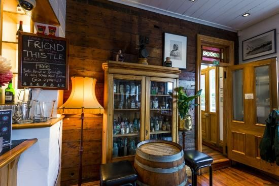 The Thistle Inn, Wellington: See 386 unbiased reviews of The Thistle Inn, rated 4.5 of 5 on TripAdvisor and ranked #9 of 877 restaurants in Wellington.