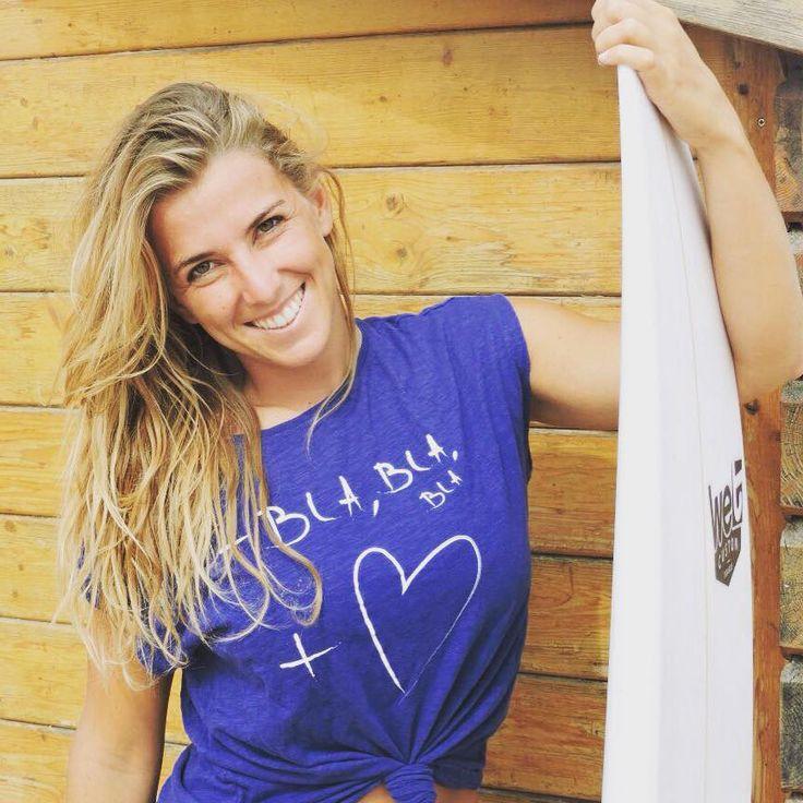 Así es Patricia Sebastian, - bla,bla,bla y más Amor y Surf !!!! Bella!!!