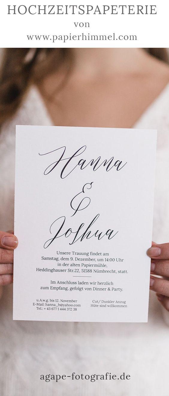 Karte Feier In 2018 Hochzeit Pinterest Wedding Invitations