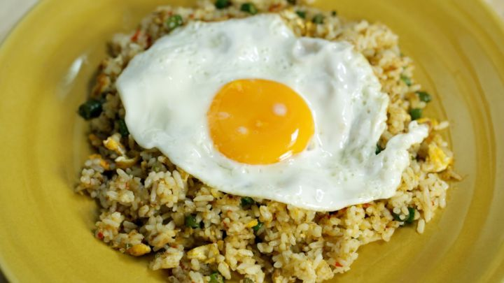 Nasi goreng kampung village fried rice dear hunger pinterest easy nasi goreng kampung village fried rice ccuart Images