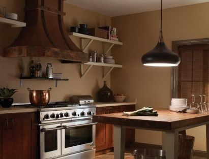 #LIGHTING TIP:   To warm up a room's color, look for a bulb that has a temperature close to 2700K. Halogens are a good choice but all types of bulbs are available in warmer ratings.  - Hinkley's Lighting Made Simple Magazine   http://www.hinkleylighting.com/ https://www.facebook.com/hinkleylighting #lighting #decorative #homedecor #interiordesign