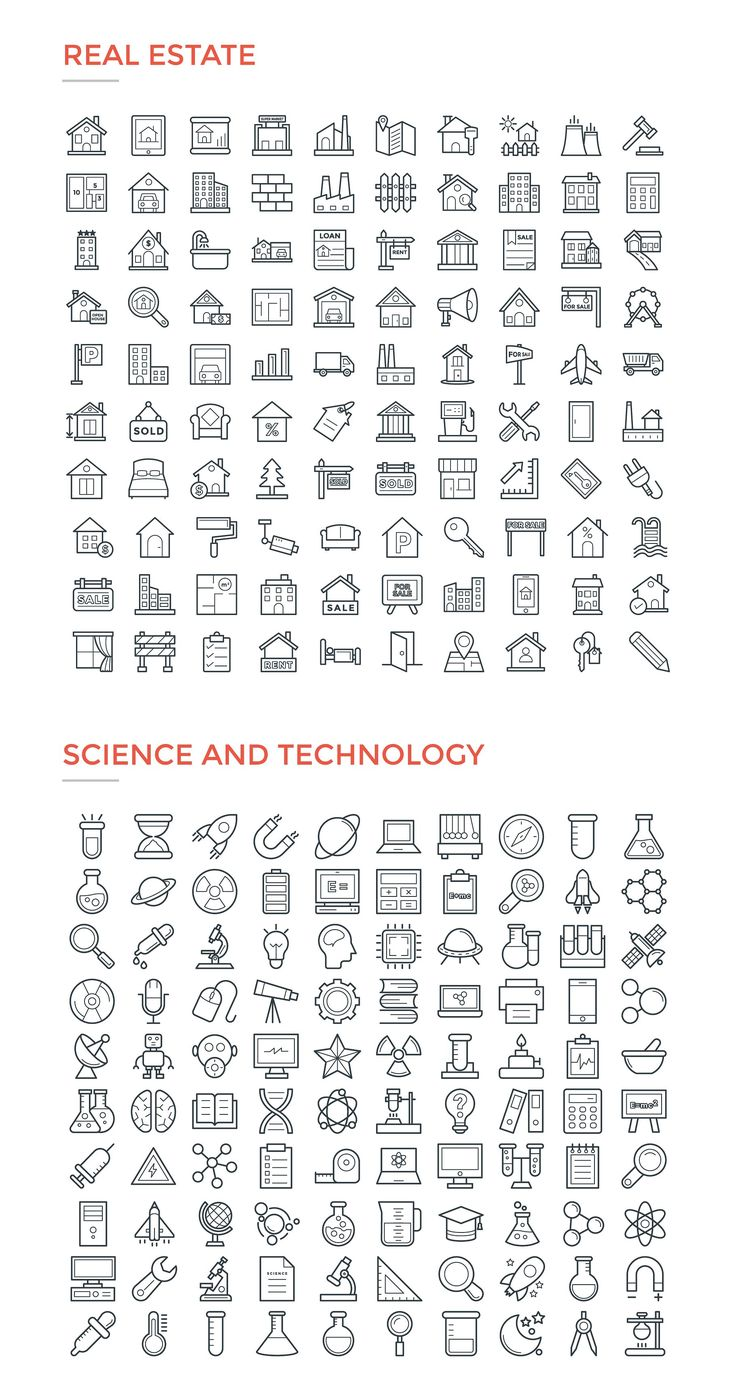 4800 Line Icons Pack Line icon, Business icons vector