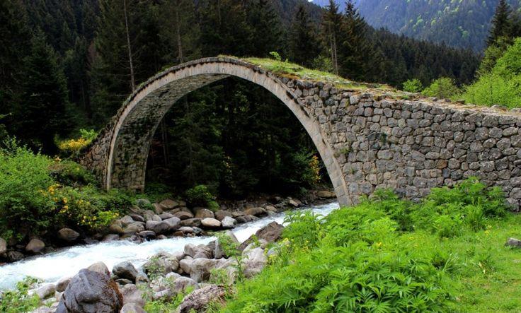 Kemer köprü/Rize///