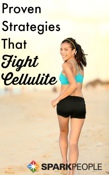 It may be a formidable foe, but don't forfeit the cellulite fight yet. These treatments and tips can actually help you ditch the dimples. via @SparkPeople