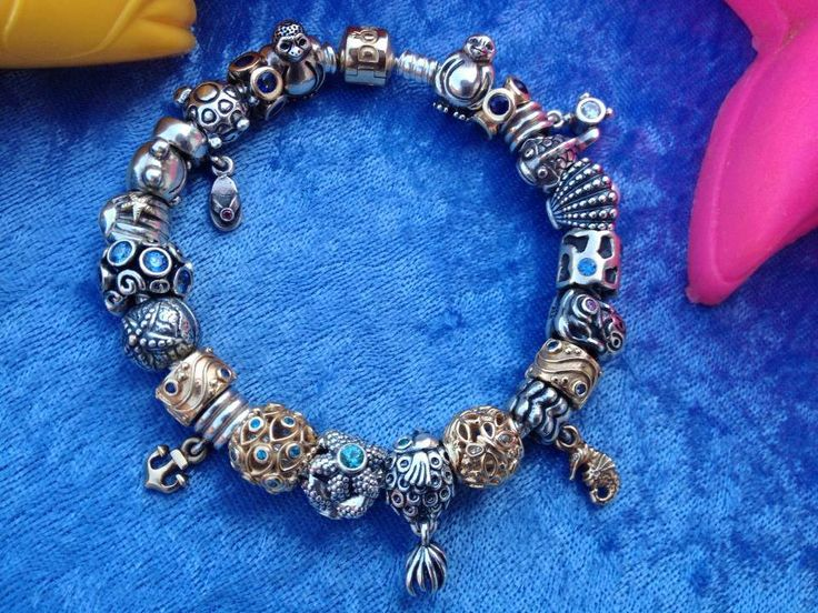 7 best pandora charms bracelets rings ideas set images on for Pandora fish charm