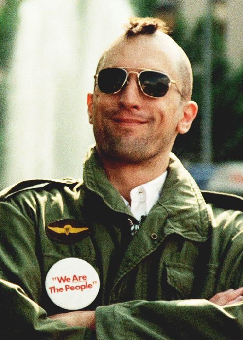 Travis Bickle | Characters | Pinterest