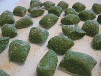 Gnocchi di ortica – Vegan blog – Ricette Vegan – Vegane