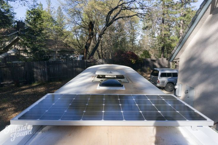 A brief description of the Go Power solar setup we used on our skoolie, along with our reviews on the system.