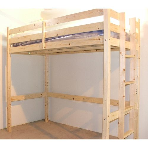 Found it at Wayfair.co.uk - Colburn Loft Bunk Bed
