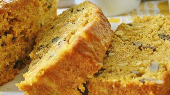 Sweet potato, coconut, and walnuts are baked into a delightful bread perfect with a cup of tea.