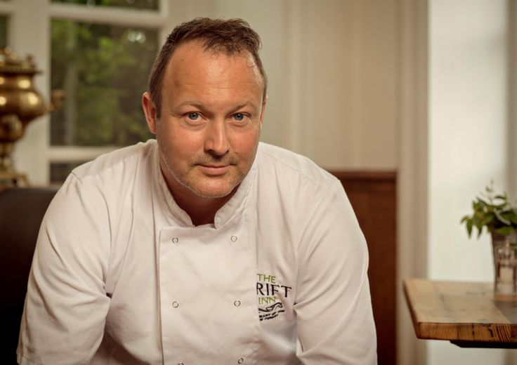 The people who make and produce the food we enjoy so much in the New Forest are one of the reasons we are such a top foodie destination.  Over the past few weeks and months we've been introducing the chefs and producers who'll be bringing you the headline events. Meet Phill Butler, head chef at The