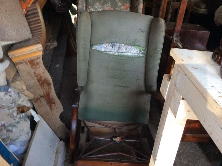 MAHOGONY vintage wingback rocking chairs going in for a revamp @ Hey Judes, so cool these are lovely unusual front leg ball, n claw rockers rare! Hey JUDES originated in our 1830s stone Barn on our sugar cane farm and has grown and now has two shops to visit twenty mins apart. Farm Barn is Camperdown off ramp and left 3km to R603 and left 4km to next Hey JUDES ANTIQUES Barn sign and right to Ingomankulu, see Hey JUDES next door to Evans Grass Farm! Or pop in @ 1 Fraser Road Assagay and get…