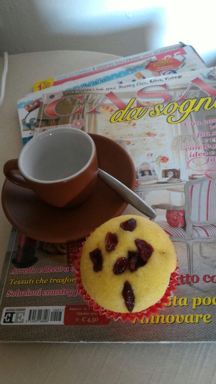 Coffee break http://www.mytasteit.com/r/muffins-al-cioccolato-bianco-e-mirtilli-159904720.html