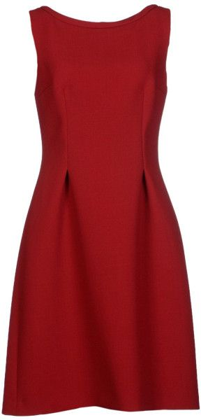 Love this: PRADA Kneelength Dress @Lyst