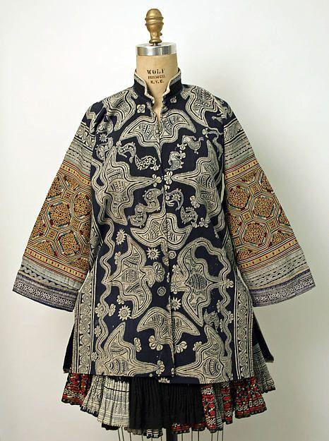 Ensemble | Chinese minority (Miao-Gejia) | The Met