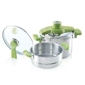 Ichi I-Dual Pressure Cooker  Rp 2.500.000  Hub : TokoKawan.com / 0898 237 56 19