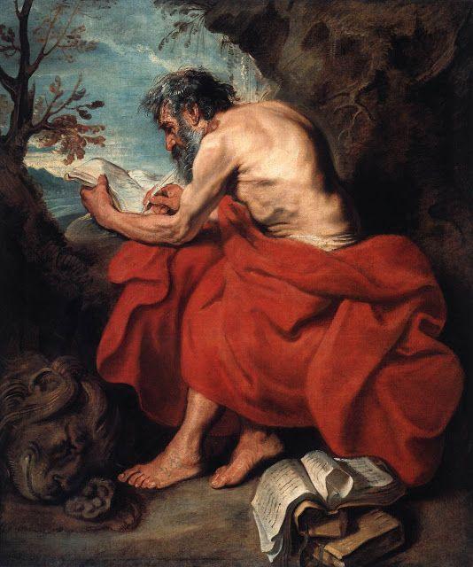 Αγιος Ιερώνυμος (1615-19)