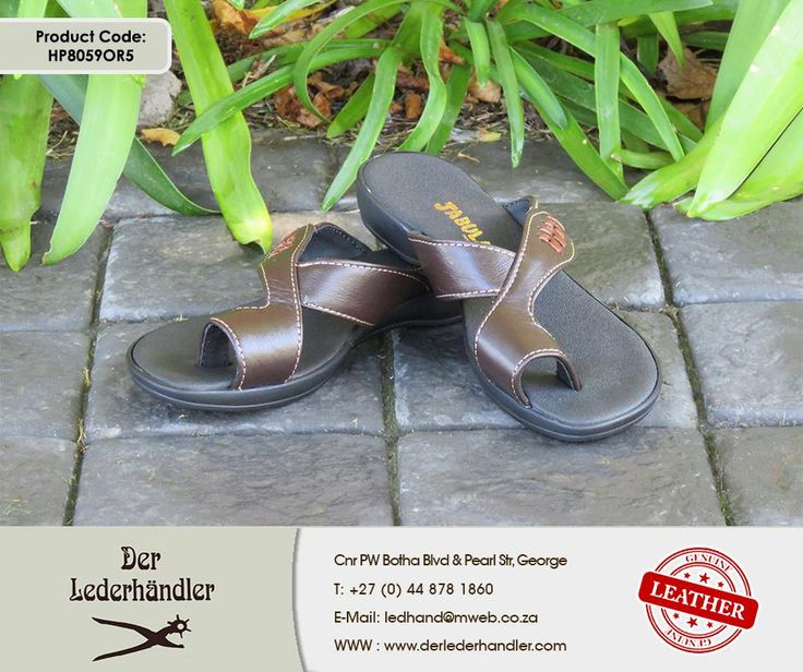 These genuine leather sandals are stylish, versatile and comfortable and they are available at #DerLerderhandler. For more information, enquire now at http://anapp.link/5v3 (Desktop) or http://anapp.link/5v4 (Mobile) or visit our website: http://asite.link/5we. #genuineleather #handbag