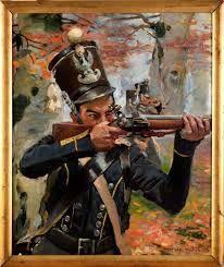 """Kossak Wojciech (1856-1942) """"Strzelec"""""""