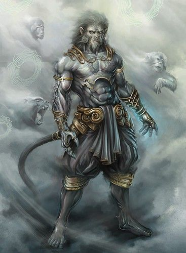 Hanuman: The Loyal Soldier