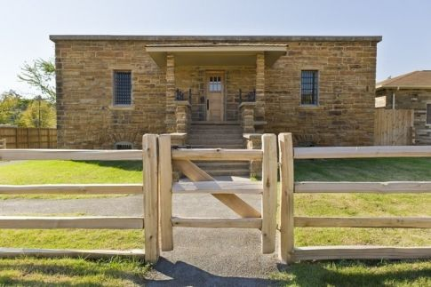 Learn all about the Cherokee judicial system at the Cherokee National Prison Museum in Tahlequah, Oklahoma. This building is a piece of history and was the only penitentiary in Indian Territory during the late 1800s.
