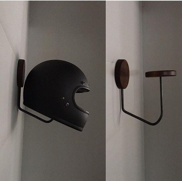 die besten 25 motorradgarage holz ideen auf pinterest. Black Bedroom Furniture Sets. Home Design Ideas