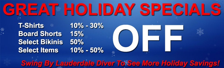 Lauderdale Diver - Florida dive shop for gear, PADI dive lessons and freediving classes, dive compressors and daily Florida dive trips.