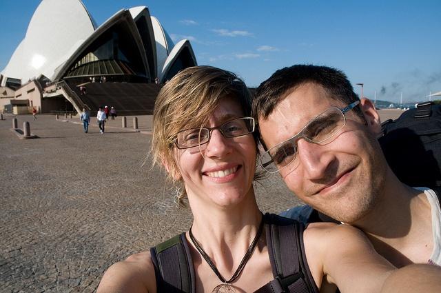 Sydney Opera House: D, via Flickr.