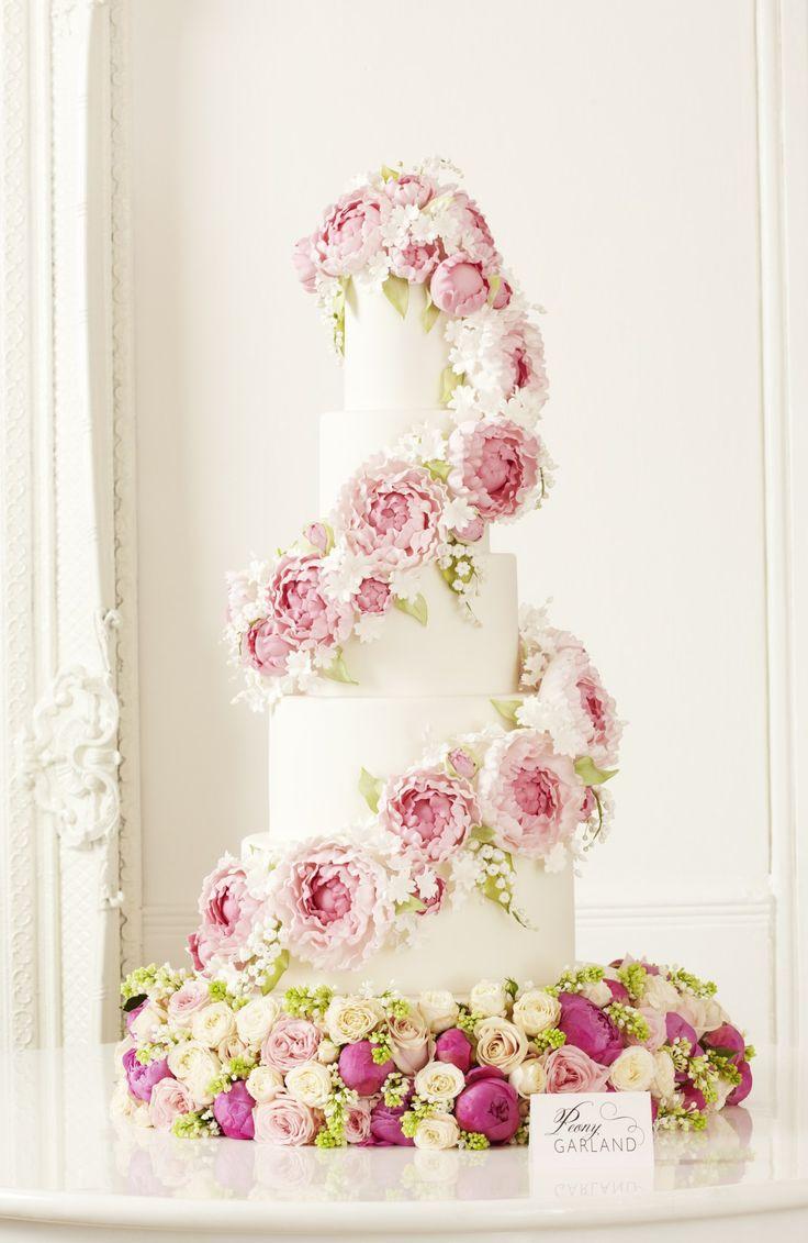 2013_01_30 Peggy Porschen_Floral wedding cake collection_Peony13135