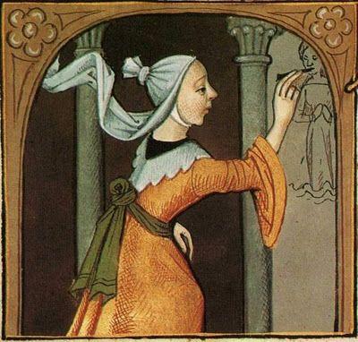 15th century female painter