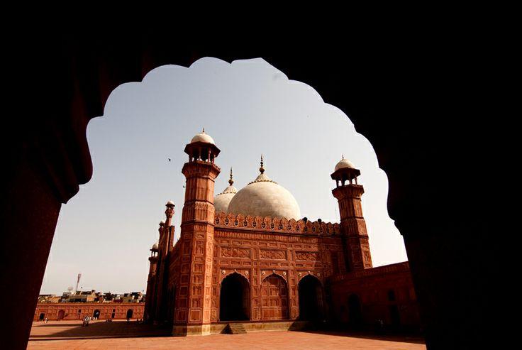 Pakistan: Moschea