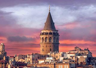 Golden Tours Istanbul - Istanbul Tours: Galata Tower