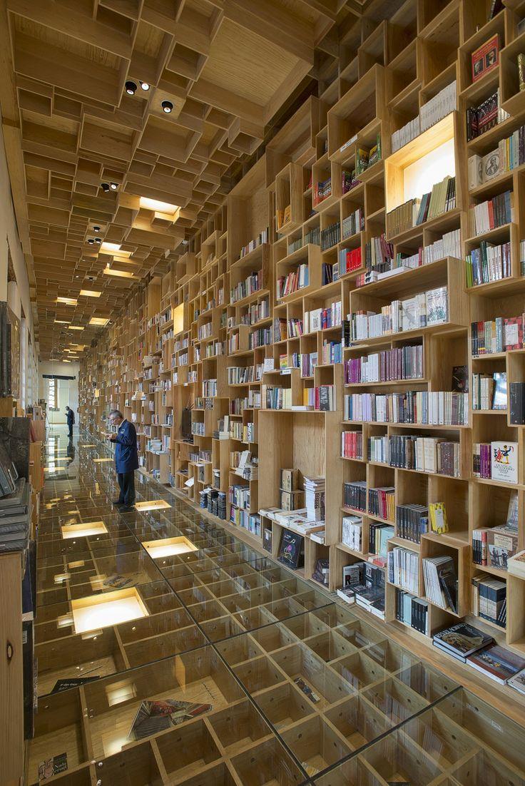 La Ciudad de los Libros y la Imagen / Taller 6A