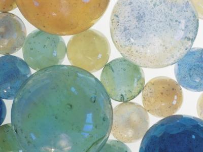 Cómo crear vidrio de mar en una mezcladora de concreto | eHow en Español
