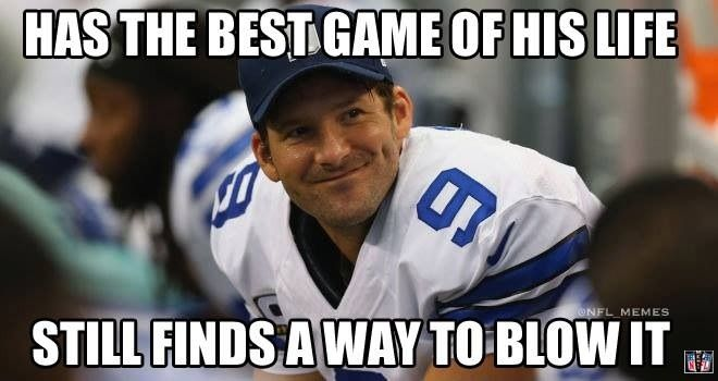 With football starting up, lets get some funny football pictures posted up. Starting off with the Dallas Cowboys.