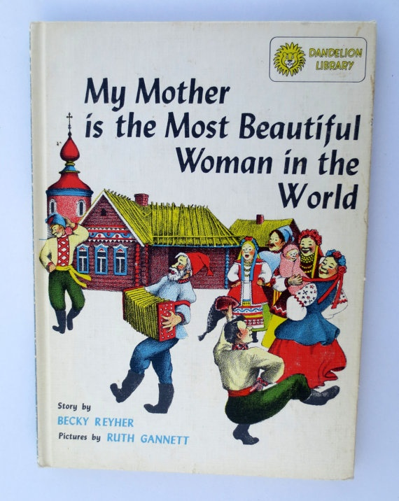 Woman Russian Folktale For Russia 49