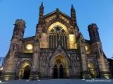 Hereford Cathedral has stood on this site since Saxon times for well over 1200 years and is not to be missed if you visit Hereford.