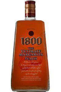 1800 Ultimate Peach Margarita Prepared Cocktail