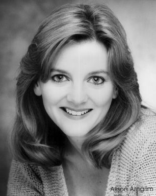 Alison Arngrim~she was Nellie Oleson, everyone's favourite prairie bitch!