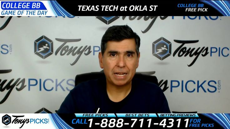 Texas Tech vs. Oklahoma St Free NCAA Basketball Picks and Predictions 2/...