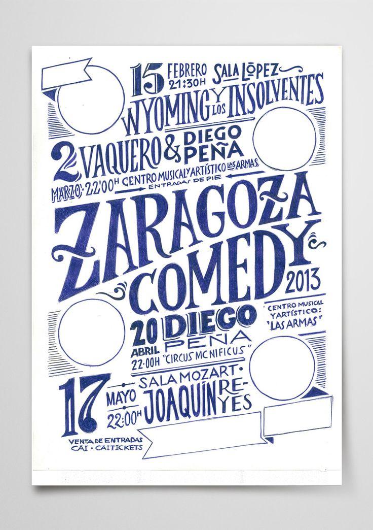 Zaragoza Comedy 2013 2