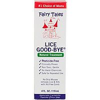 Fairy Tales Lice Good Bye Nit & Removal System