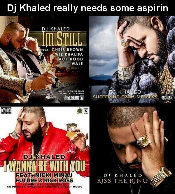 Poor Dj Khaled