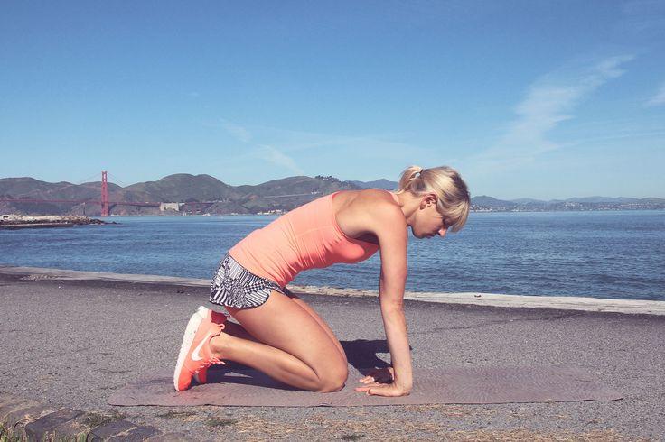 12 Minute Athlete 6-Week Handstand Challenge Week 2: Wrist Health