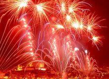 Fuochi d'artificio per la tua festa di matrimonio