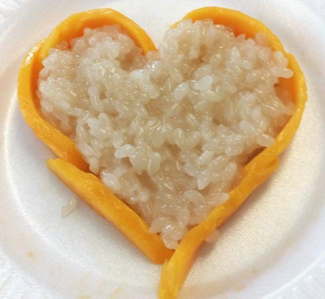 Sticky mango rice | Run Cook Eat Repeat Paleo