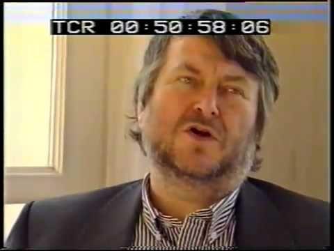 František Ringo Čech o korupci a tunelech ve společnosti, 1997 - YouTube