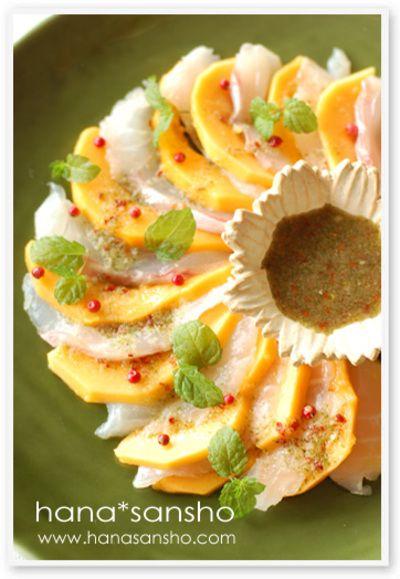 「パパイヤと鯛のタイ風サラダ」のレシピ by hanasanshoさん | 料理レシピブログサイト タベラッテ