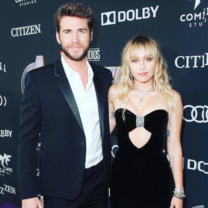 Miley Cyrus Y Liam Hemsworth Se Separan Luego De Siete Meses De