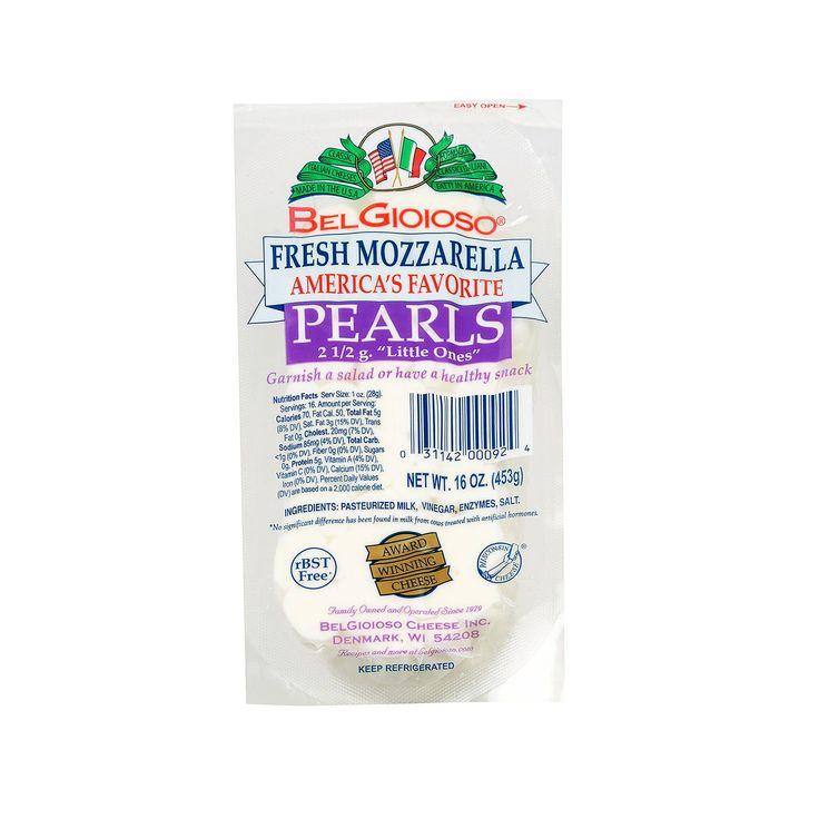 BelGioioso Fresh Mozzarella Pearls (16 oz.) - Sam's Club